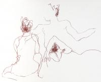 40 x 30 cm, pastel sur papier